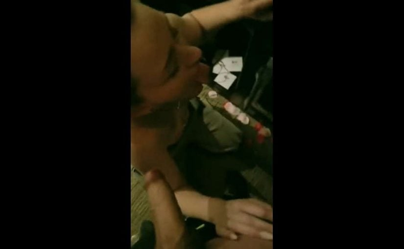 A dirty bitch boasts a boy smoking over a video call to her friend