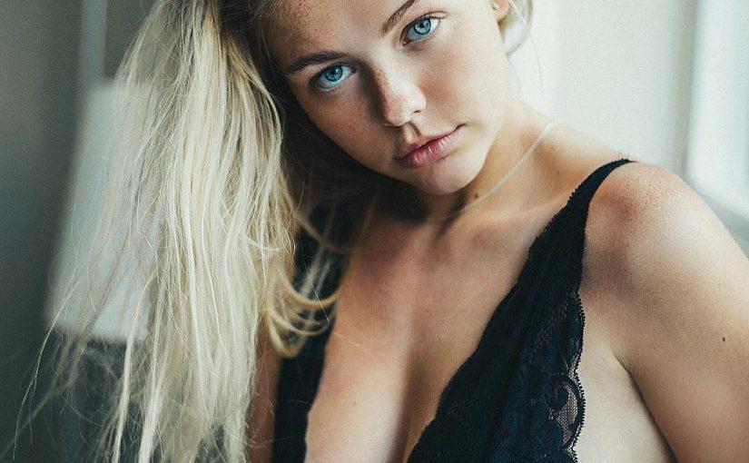 Leaked photos of Annika Boron