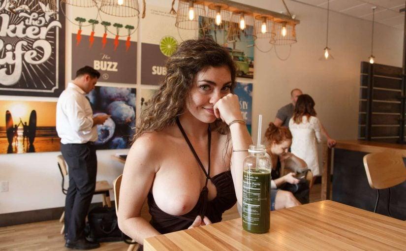 Nude and sexy Gillian Barnes