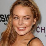 Naked and sexy Lindsay Lohan