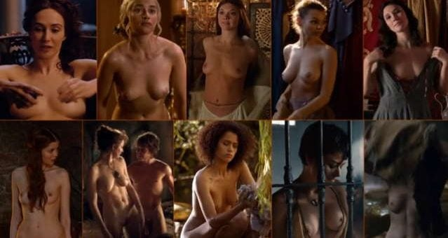 The nicest breasts in the Game of Thrones?